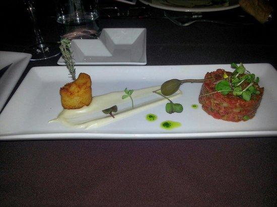 Apollo : Steak Tartare