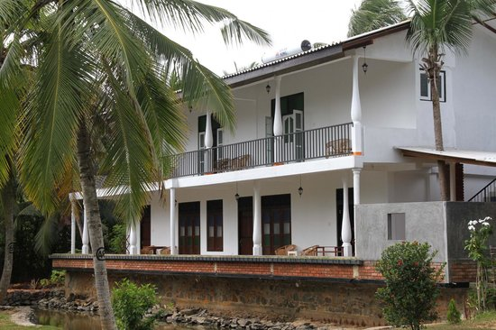 Villa Gaetano Front View