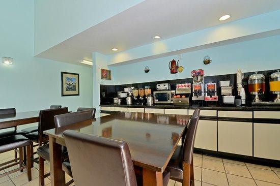 Lexington Inn - Hammond: Breakfast Area