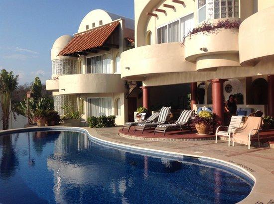 Villa Sol y Mar: View of the home