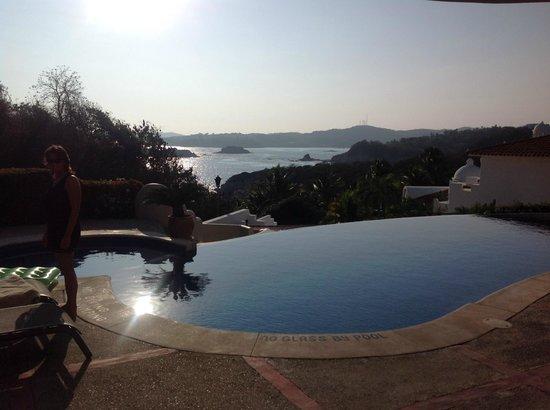 Villa Sol y Mar: Lovely pool