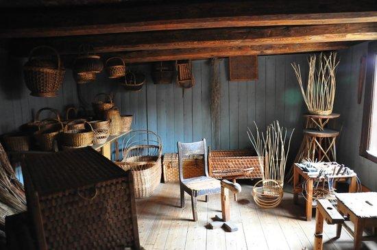 Luostarinmaki Handicrafts Museum: weaving