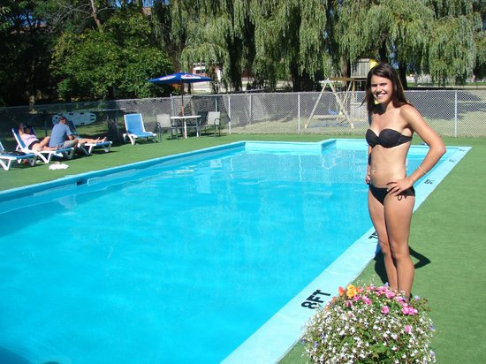 Inn on 6th: Large 24 hour heated swimming pool