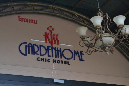 Kiss Gardenhome Chic Hotel: Kissgarden home chic hotel