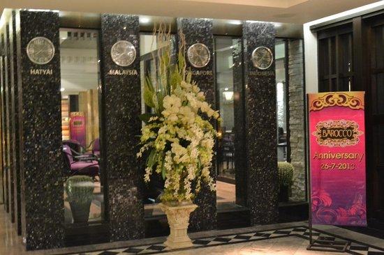 Kiss Gardenhome Chic Hotel : Lobby hotel