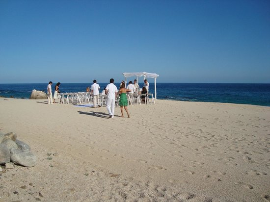 Hilton Los Cabos Beach & Golf Resort : boda