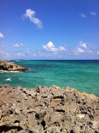 Best Buy Tours: nice beach at cozumel with. marcos
