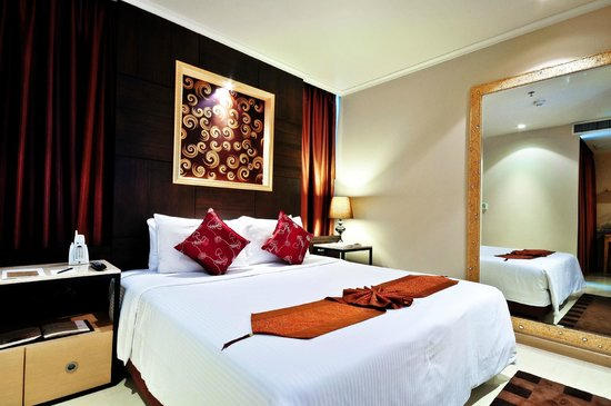 Admiral Premier Bangkok: One Bedroom Grand Suite