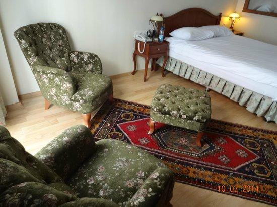 Basileus Hotel : Our superior room !