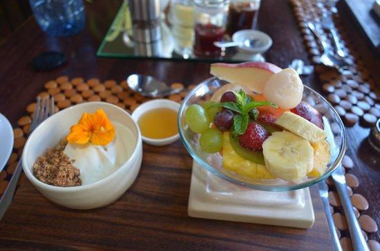 Manor 38 : Delicious breakfast