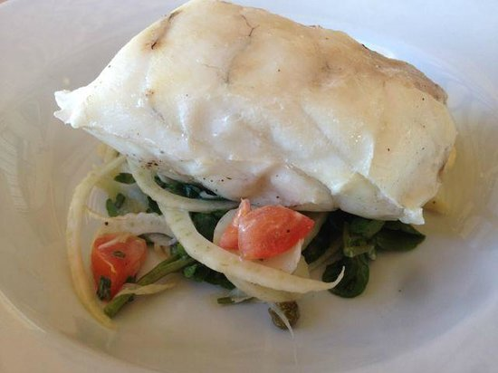 Brookwood Cafe : Eight bar cod