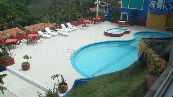 Sol Caribe Campo: Otra de sus piscinas.