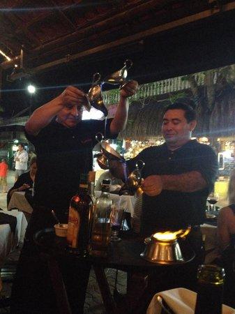 Carboncitos: Caffè maya