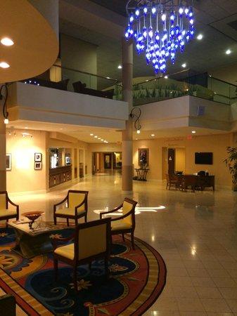 Ventura Beach Marriott : Lobby