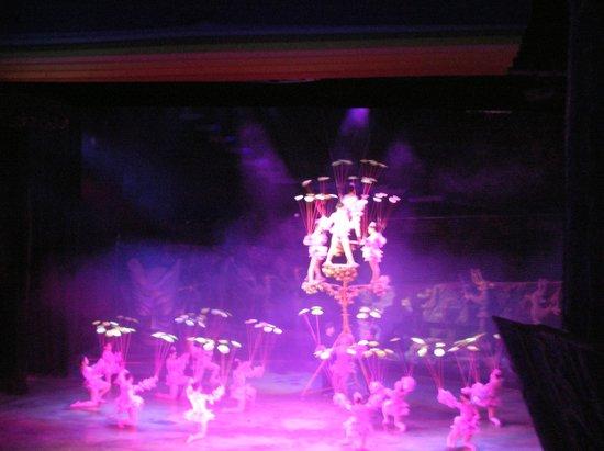 Chaoyang Theater: фрагмент представления