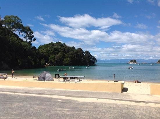 Kaiteriteri Beach: LOVELY