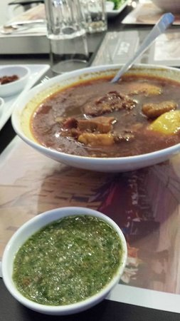 Yamani: Oxtail Soup
