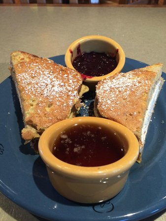 Wildflower Bread Company: Stuff french toast
