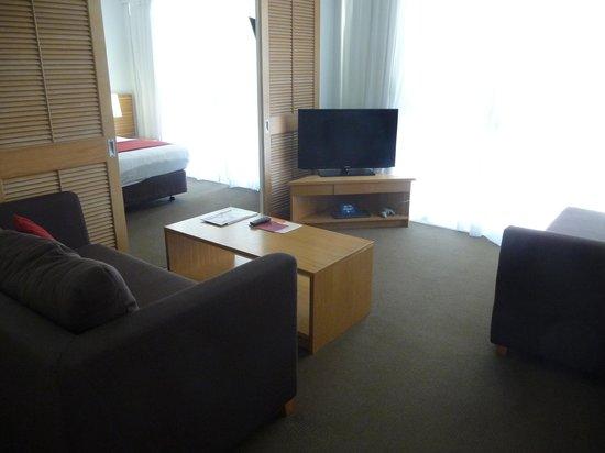 Novotel Twin Waters Resort : Sitting area