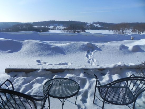 Grand Geneva Resort & Spa: Beautiful Lanai view on a clear day