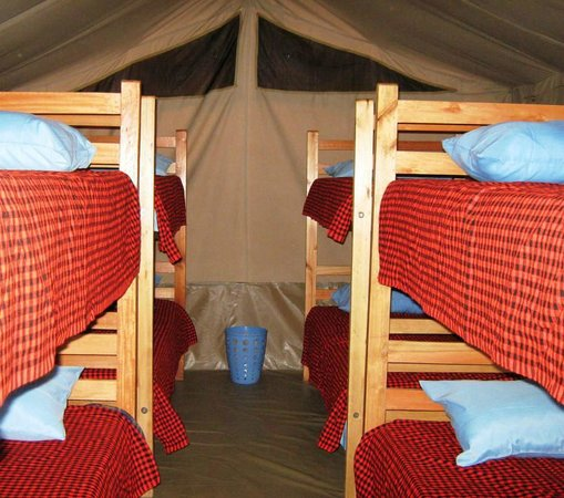 Mara Explorers C& u0026 Backpackers Dorm tent & Dorm tent - Picture of Mara Explorers Camp u0026 Backpackers Maasai ...