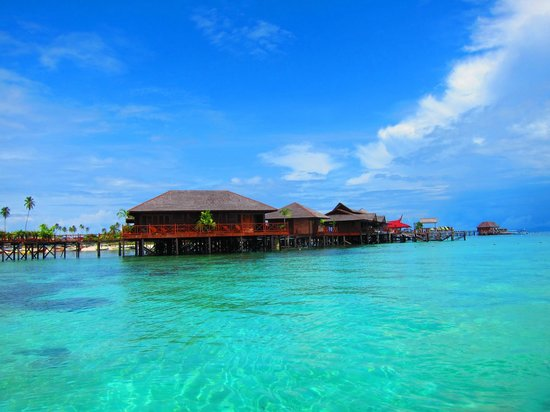 Sipadan Water Village : :)