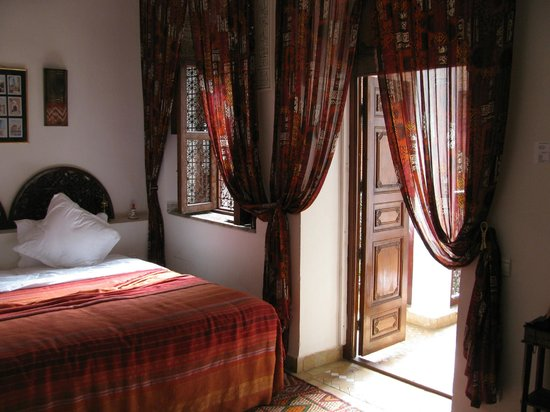 Riad Rafaële : Bedroom