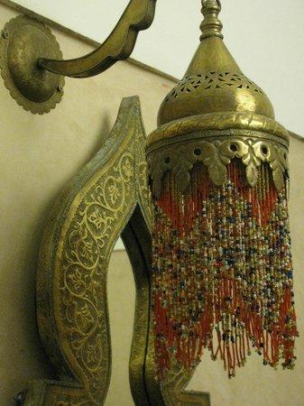 Riad Rafaele : Bathroom
