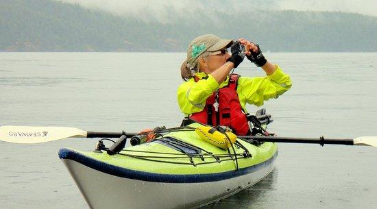 Footprint Nature Explorations: Footprint Photographer Kayak Tours
