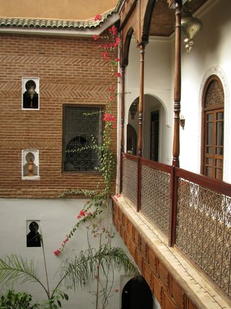 Riad Rafaele : Balcony