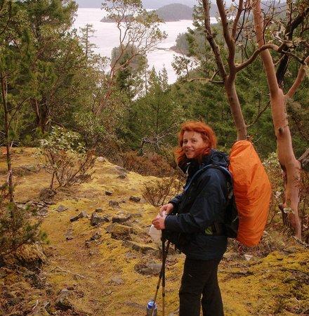 Footprint Nature Explorations: Footprint Hike Adventures Sunshine Coast Trail
