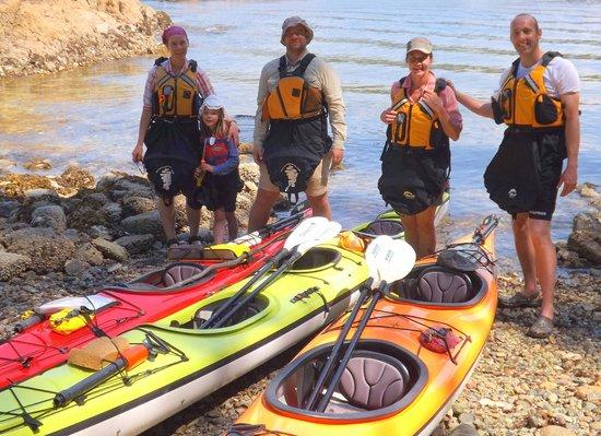 Footprint Nature Explorations: Footprint All Inclusive Kayak tours