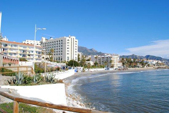 Hotel Riu Monica : Playa Torrecila
