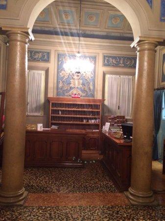 Hotel Canalgrande : L'accueil