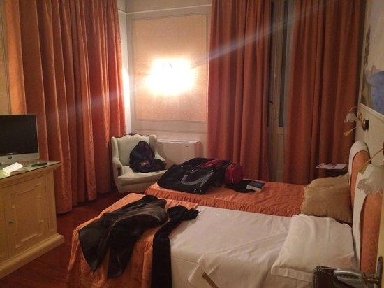 Hotel Canalgrande : Chambre 242