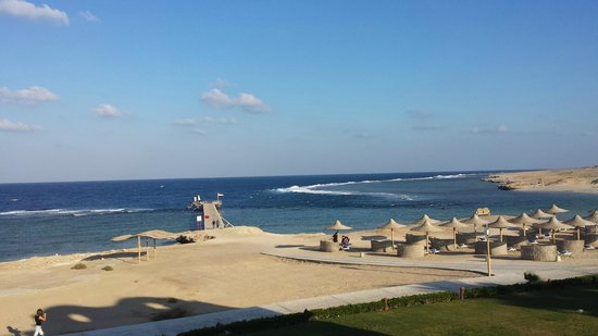 Concorde Moreen Beach Resort & Spa Marsa Alam: Das Riff