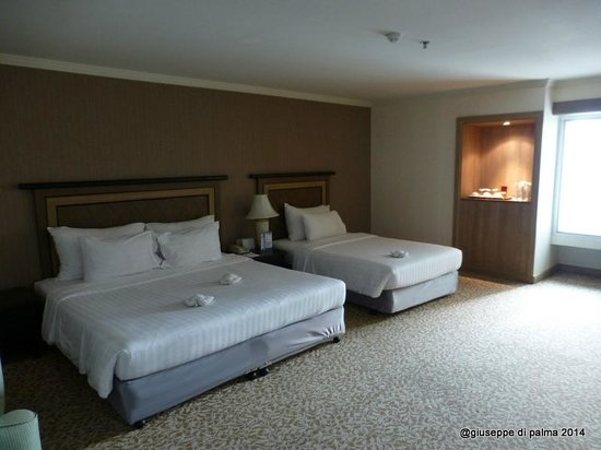 Baiyoke Sky Hotel: camera