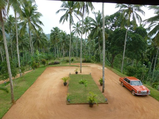 Jims Farm Villas: hilltop villa