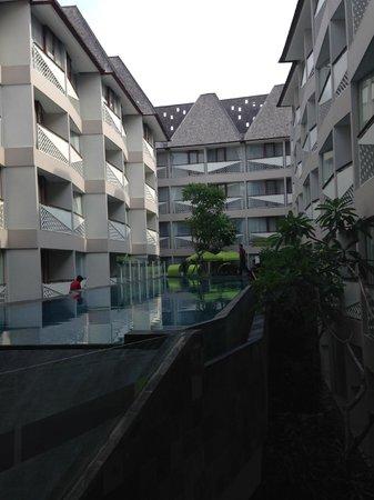 Ibis Styles Bali Kuta Circle: Boring