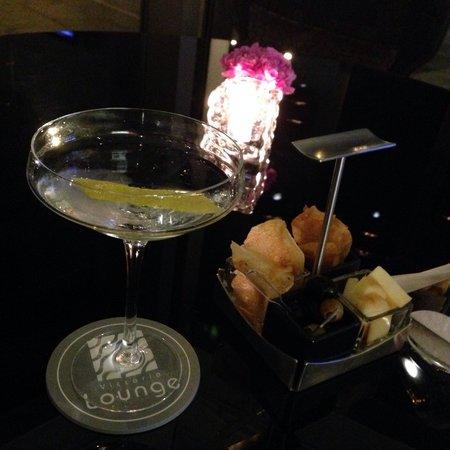 Sofitel Warsaw Victoria: Great cocktails