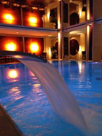Sofitel Warsaw Victoria: Amazing pool