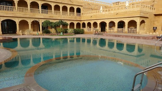 Desert Tulip Hotel & Resort : Global intérieur
