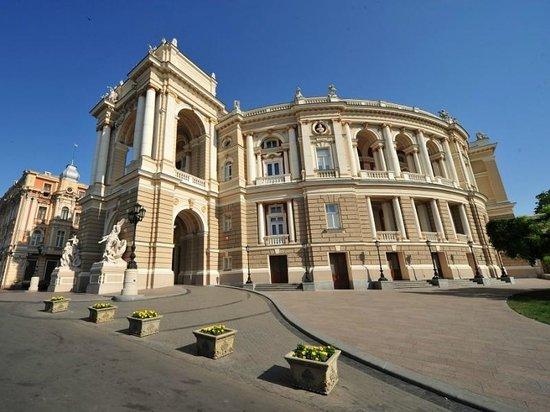Teatralnaya Square : Оперный