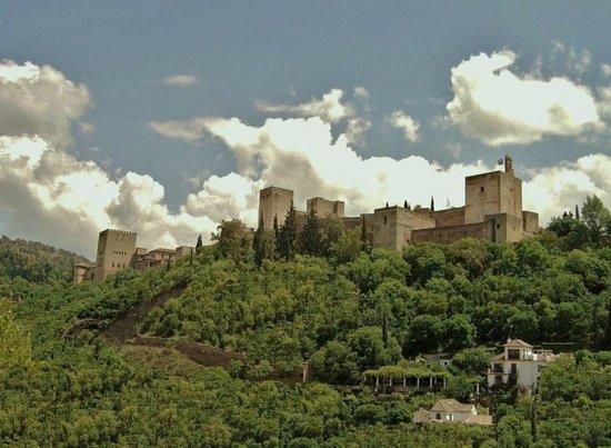 Casa Montalbán Apartamentos: La Alhambra