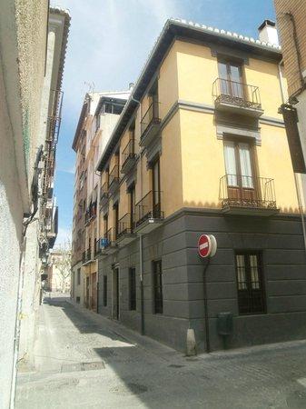 Casa Montalbán Apartamentos: La esquina de Casa Montalbán