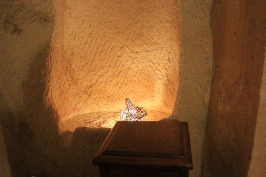 Has Cave Konak Hotel: odalar