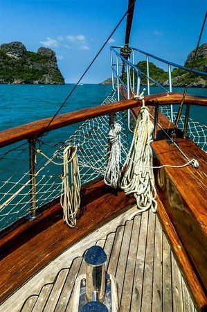 Boutique Yachting - Day Cruises & Private Charters: En mer