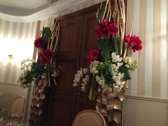 "Hotel Astor Saint-Honore: restaurant ""saint valentin"""