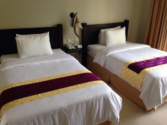 Kebun Villas & Resort: La stanza