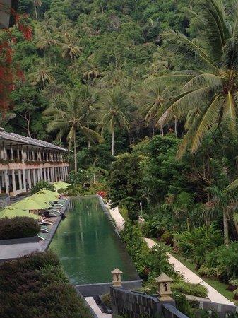 Kebun Villas & Resort: Seconda piscina